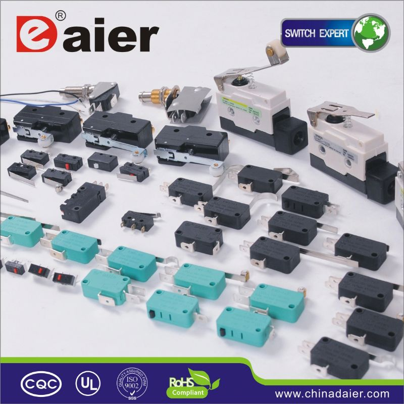Daier screw pins cherry micro switch