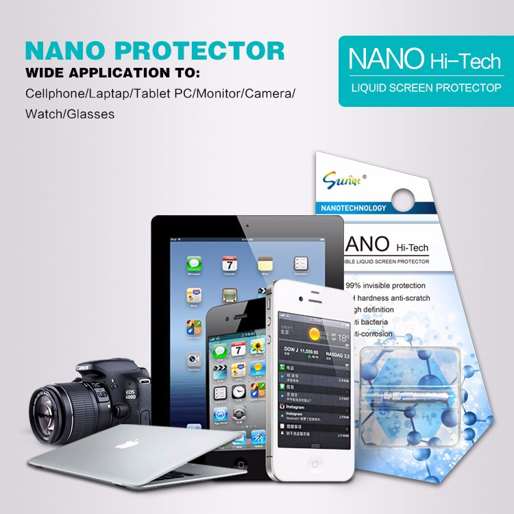 OEM Companies looking for distributors Liquid screen protector Nanotech for all of the smartphones