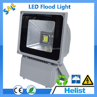 Helist Constant current driver 70w led outdoor flood light 12v green