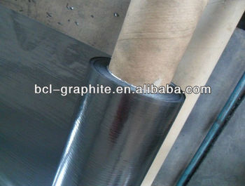 0.03mm to 3mm high thermal conductivity Pyrolytic Graphite Sheet