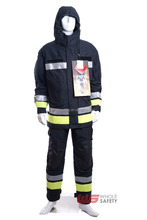 EN 469 High visibility anti-explosion Nomex fire fighting suit
