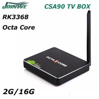 Joinwe Hot High Quality Android Tv Box Octa Core Tv Box 4k Csa90 With Rk3368 Full Hd 1080p Porn Video Xbmc Kodi Streaming Tv Box