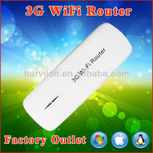 150M Portable 3G wireless Router & 1800mAh Power Bank