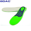 silicone gel comfortable sport massage insoles