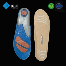 Fit orthotics gel insole for Plantar Fasciitis