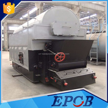 Industrial Small Biomass Wood Pellet Fired Steam Boiler Machine