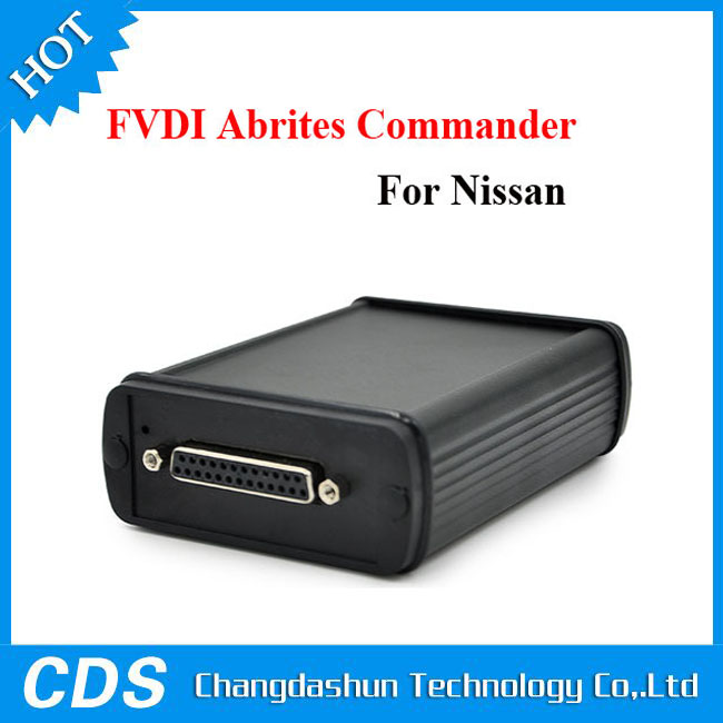 2016 AVDI FVDI ABRITES Commander For N-issan/Infiniti Diagnostic Scanner With Hyundai Ki-a Tag Software