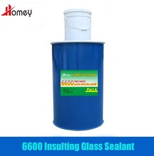 two component fire rated silicone sealant for insulated glass panels