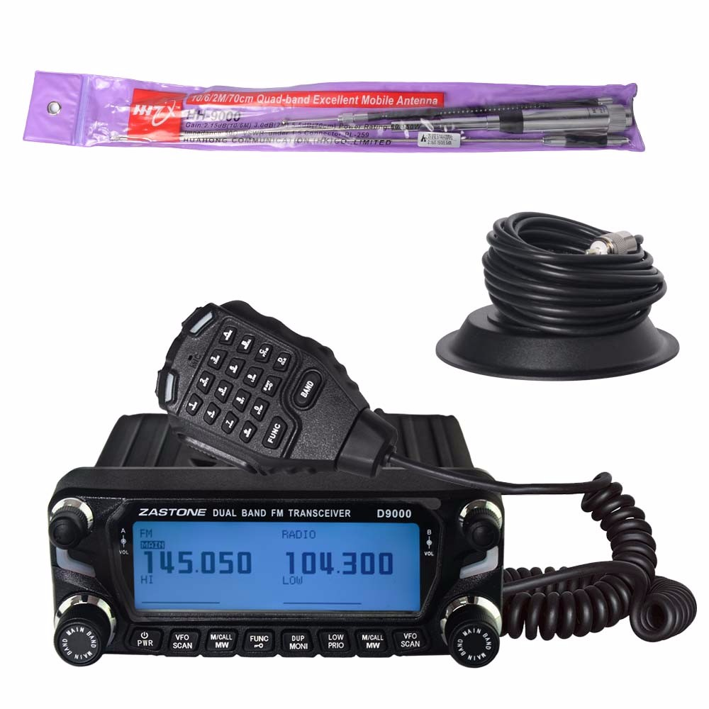 50watts All Hf 0.5-30mhz Bands Radio For Car