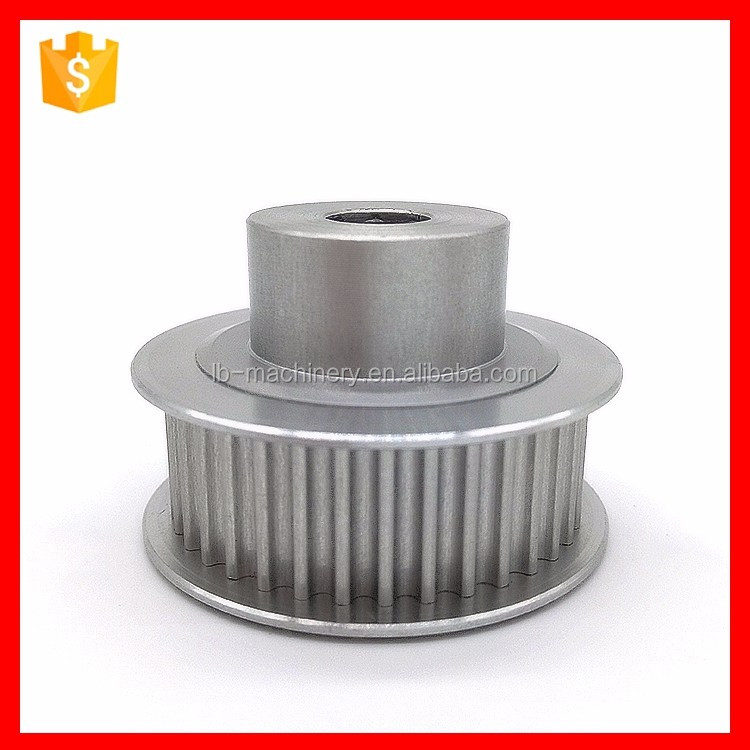 12.7mm pitch H Type 28 30 32 Teeth Water Pump Pulley