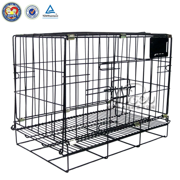 Hgh Quality galvanized Large steel dog cage