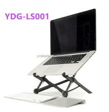 Height adjustable laptop stand desk computer stand small folding laptop table