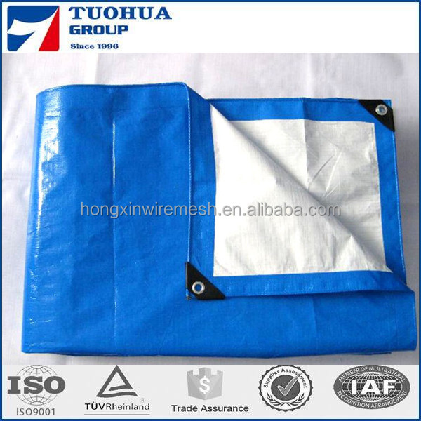 Finished size pe tarpaulin from China