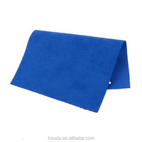 PVC coated polyester Suede Fabric for Bags medical mattress inflatable products