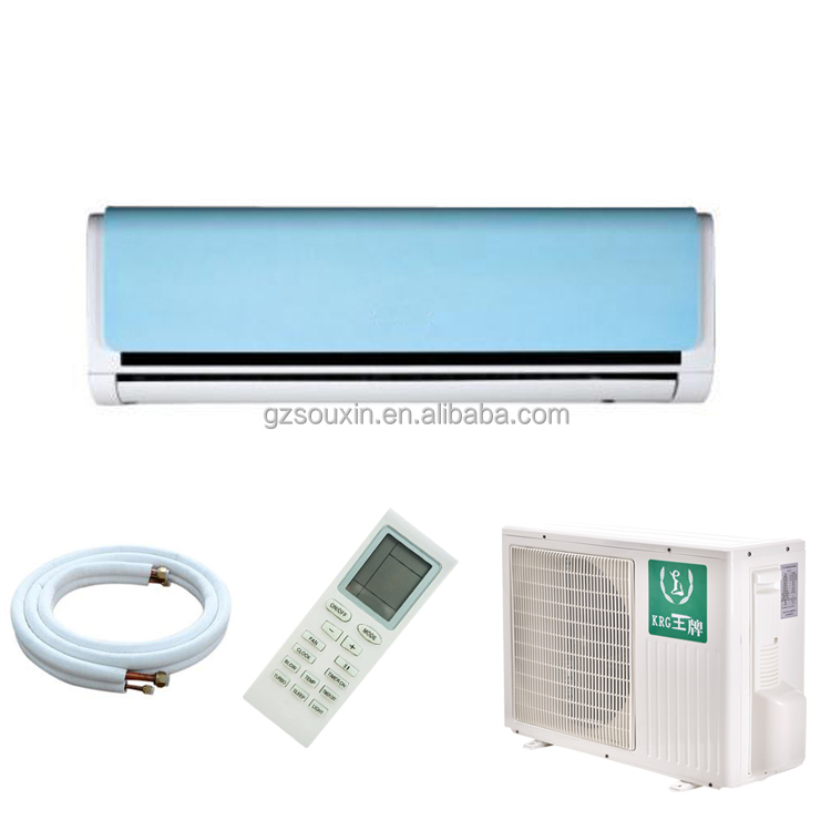 Aircondition split on r410a gas specification general gold air conditioner China