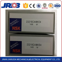 JAPAN NSK spherical roller bearing 23218 for heavy machinery
