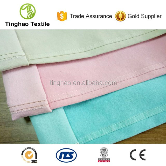 Super stretch slub twill cotton poly rayon spandex fabric