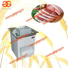 Frozen meat cutting machine / Steak cutting machine / Grilled chicken cutting machine