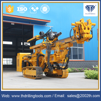 Trustworthy china supplier Road Construction Drill Machine