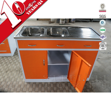 Metal Home Kitchen Base Cabinets in Malaysia