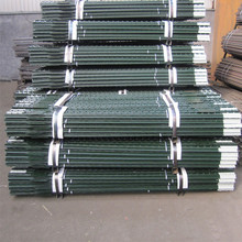 To America Fence post T type wholesale from China temporary fence post base with fence post mounting brackets
