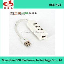 Good service and fast delivery usb hub 4 port hub 2.0 for PC Desktop laptop notebook