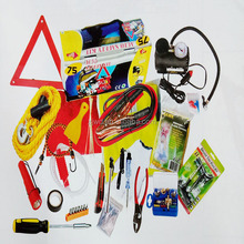 New Design Car Safety Emergency Roadside Kit