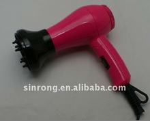 1500W Professional new design mini and big power hair dryer A060