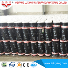 cold applied self adhesive bitumen waterproof membrane for underground steel pipe