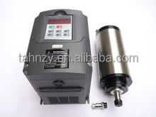 hsd 1.5kw water cooled spindle motor for cnc router