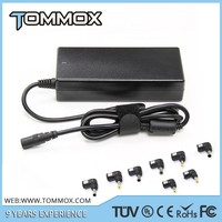 90W Super Slim Universal Laptop Automatic Voltage Selection LED AC Adapter/Charger