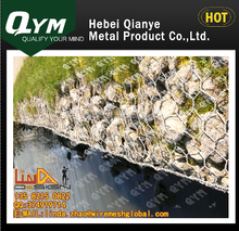 anping sand filled hexagonal mesh gabion box wire fencing for sale