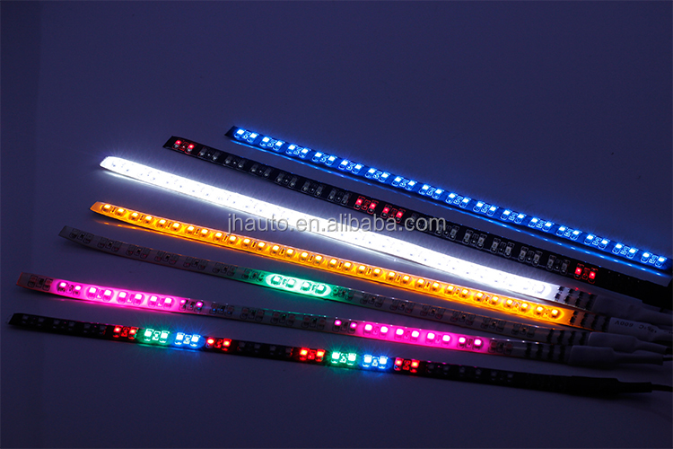 Good Quality 30cm 12V 3528 SMD 32 LED Car LED Knight Rider Lights For Holiday Decoration