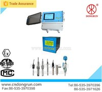 ISO approved LCD display online conductivity meter electrode