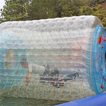 Adult size parenting game inflatable roller coaster for sale