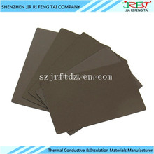 Electromagnetic Shielding Material Flexible Soft Magnetic Ferrite Sheet For NFC Function Mobile Phone