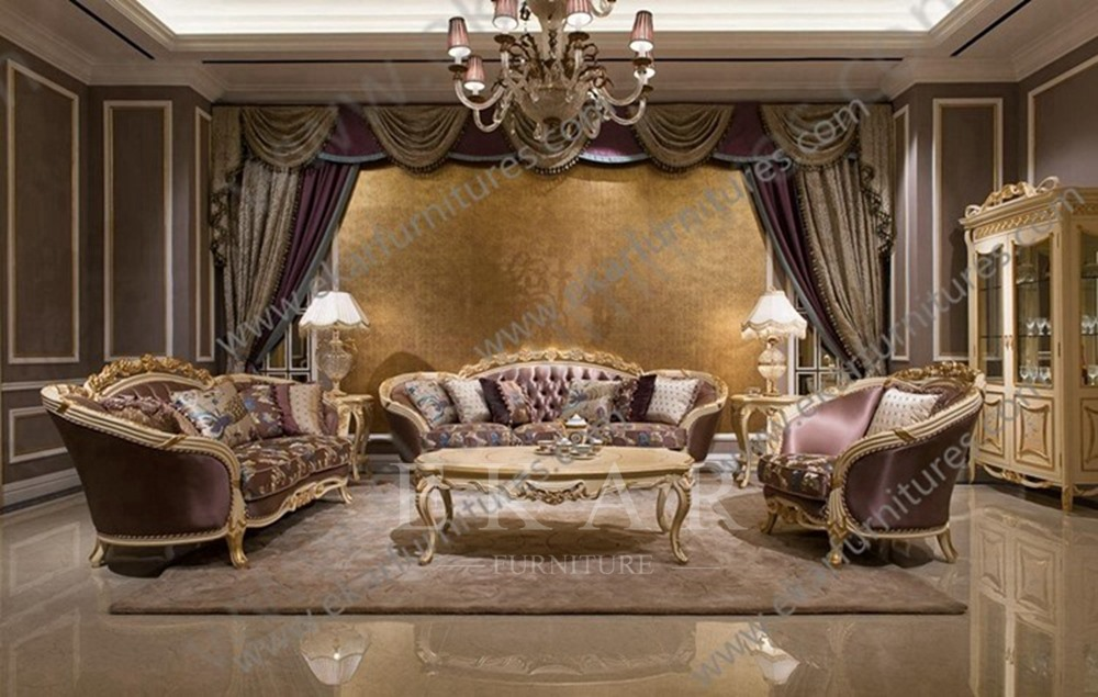 Setsluxury living room furniture sofa sets product on alibaba com