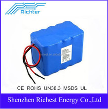 26650 lifepo4 battery 9.6v rechargeable battery pack rechargeable battery for robot