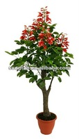 Beautiful Artificial family tree decorations /Silk Flower Stems Online