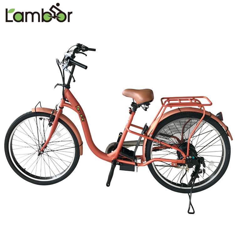 purchase cheap 36v 500w eletric bike electric bicycle city e bicycle with popular battery EN 15194 Approved