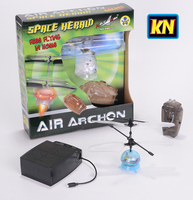 Hot sale mini Remote control helicopter flying UFO toys