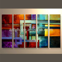 Newest Handmade Painting Wall Art Canvas For Decor