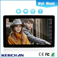 65 Inch LCD digital TV monitor with 4k resolution