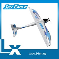 Diy foam glider sky eagles