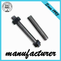 Large stocks factory price zinc stud bolt