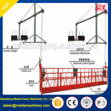 Aerial Working Platform ZLP630 Construction Suspended Platform