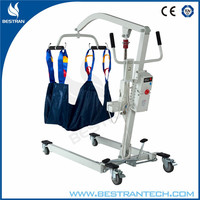BT-PL001 medical mobility and disability equipment/manual mobile hoist