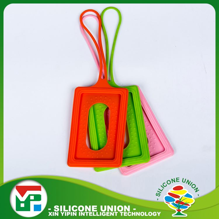 Wholesale silicone lanyards with id holder