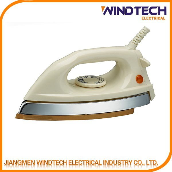 China wholesale high quality WINDTECH electric iron heavy duty dry iron