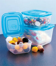 Mc donald's Walmart Tesco audited manufacturer food grade bpa free pp food container